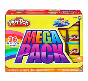 Play-Doh 36 Mega Pack