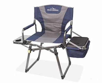 Adventuridge Director S Camping Chair Aldi 39 99