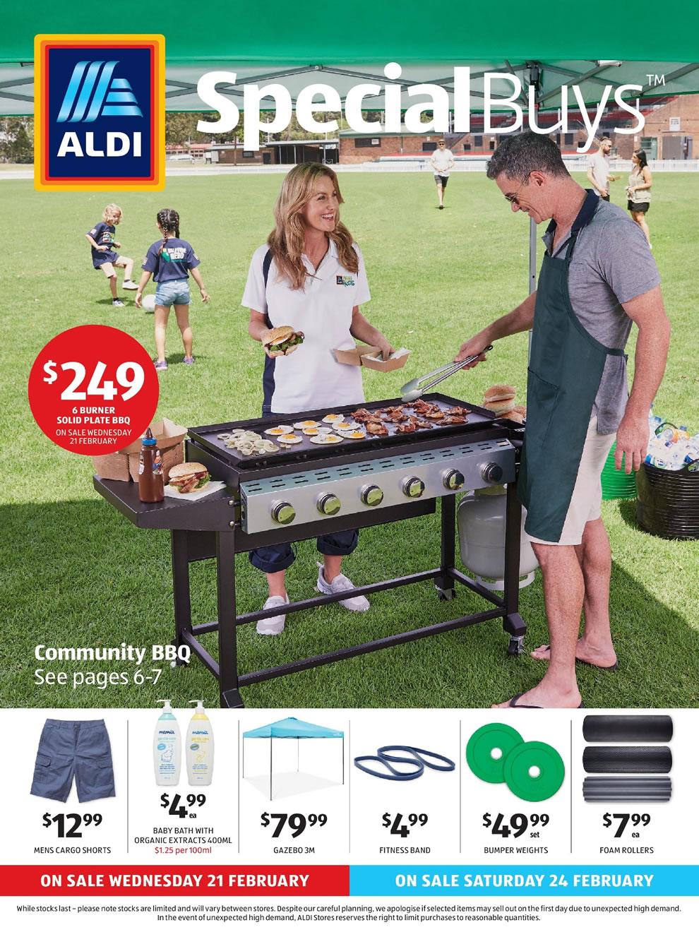 Aldi deals dec 2018