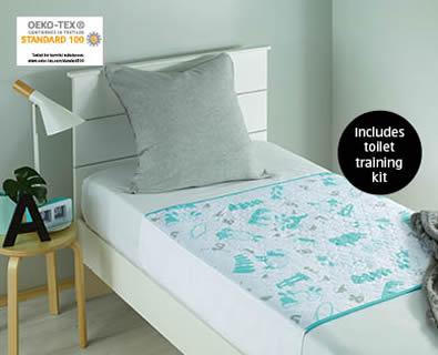 Aldi Childrens Bed Pad by Conni