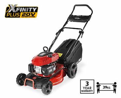Gardenline 173cc Electric Lawn Mower Aldi 299