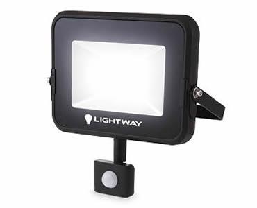 Aldi LED motion sensor light by Lightway - Outdoor Use