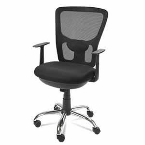 Aldi office chair - Mesh and ergonomic design