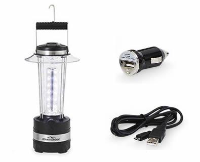 Aldi Rechargeable LED Lantern by Adventuridge