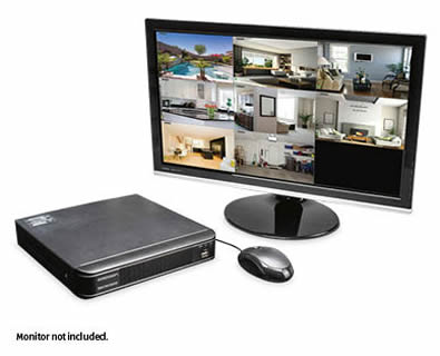 Cocoon  Camera Home Security System With Dvr