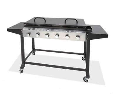 coolabah 6 burner flat plate bbq aldi 249. Black Bedroom Furniture Sets. Home Design Ideas