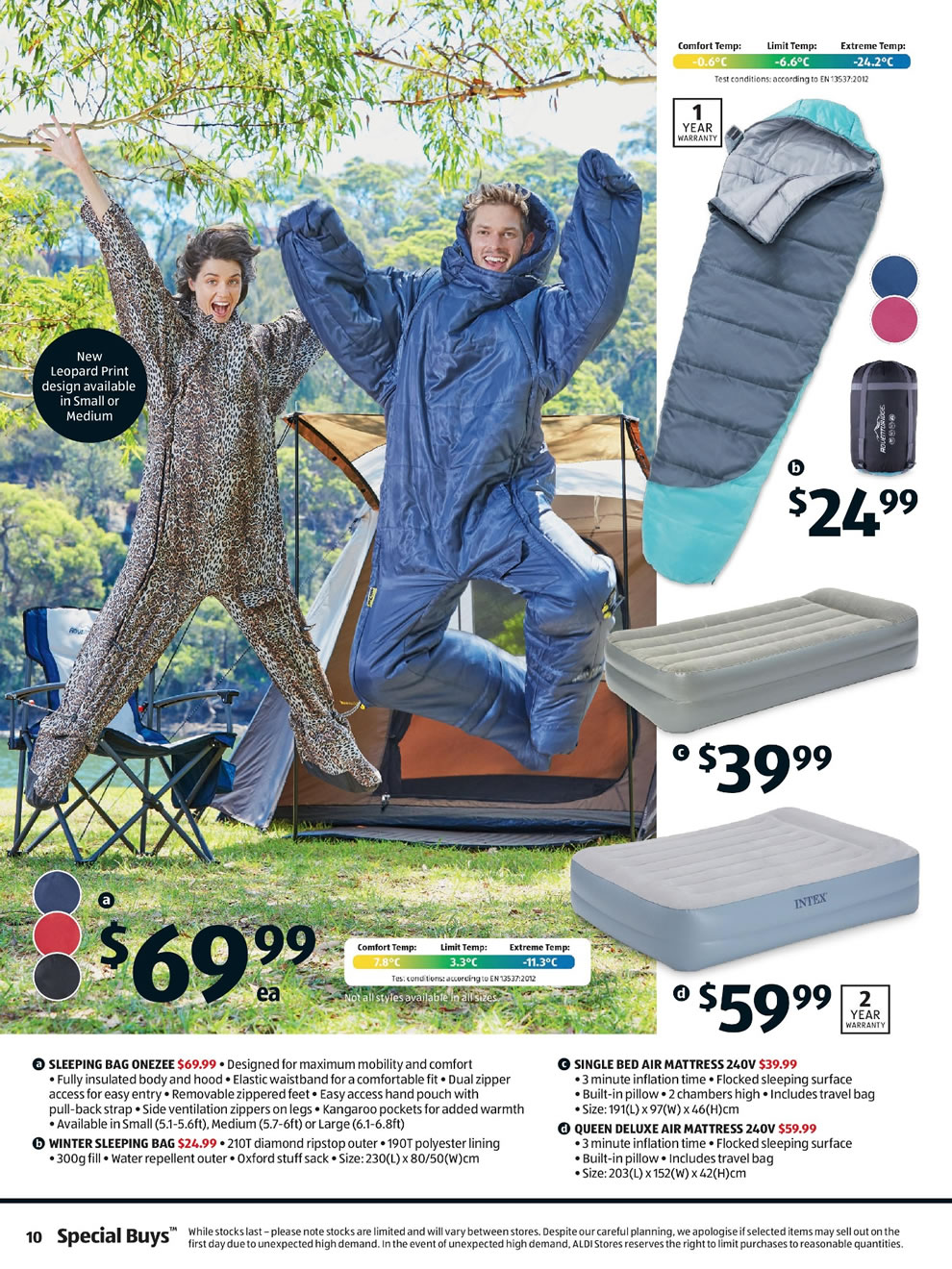 Aldi Catalogue: 14th of March to 20th of March 2018 - Page 10