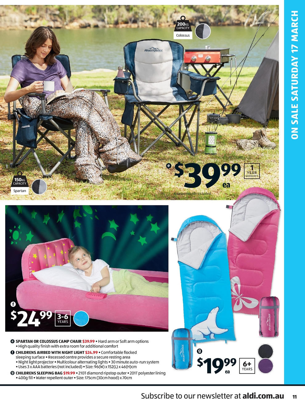 Aldi Catalogue: 14th of March to 20th of March 2018 - Page 11
