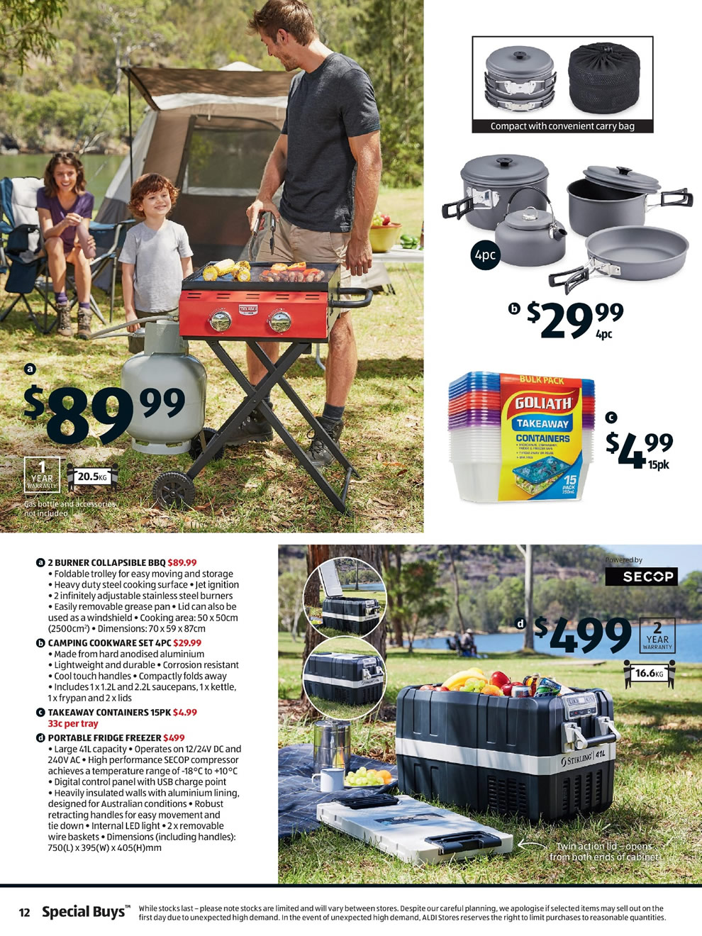 Aldi Catalogue: 14th of March to 20th of March 2018 - Page 12