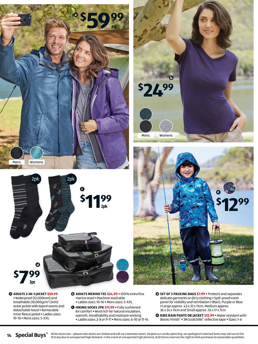 Aldi Catalogue: 14th of March to 20th of March 2018 - Page 14