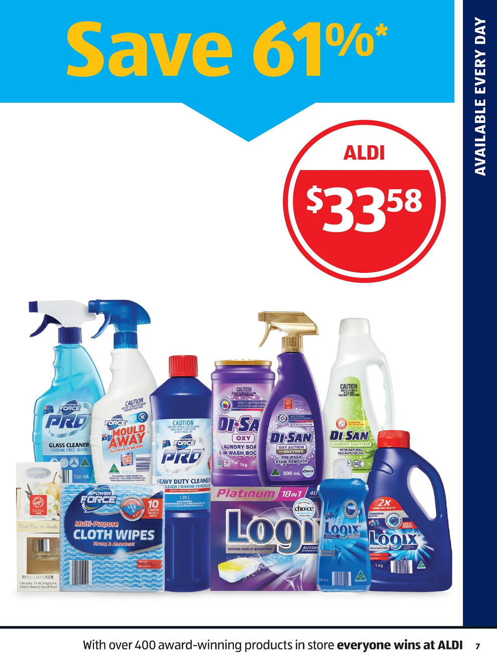 Aldi Catalogue: 14th of March to 20th of March 2018 - Page 19