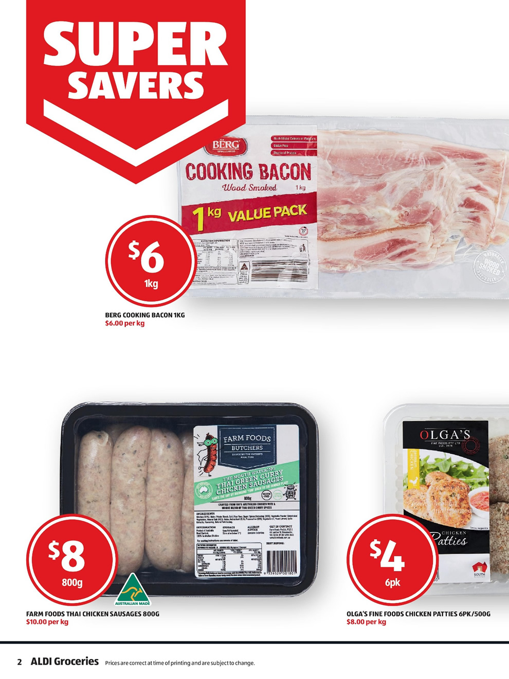 Aldi Catalogue: 14th of March to 20th of March 2018 - Page 20