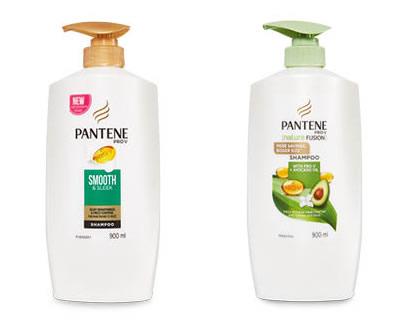 Pantene Shampoo and Conditioner 900ml from ALDI Australia