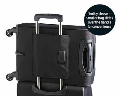 Skylite Suitcase Set at ALDI Australia