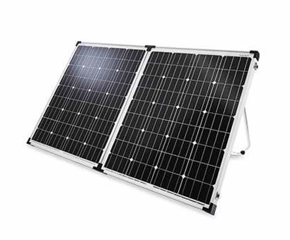 ALDI 160W solar panel