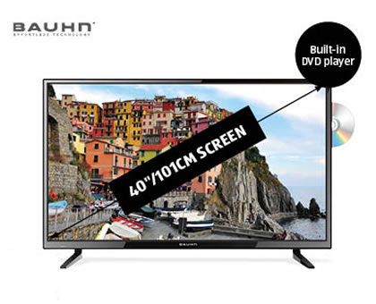 bauhn 40 inch tv review