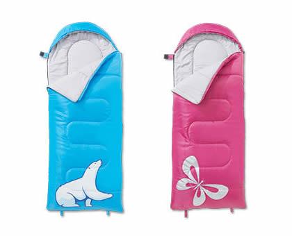 ALDI children sleeping bag by Adventuridge