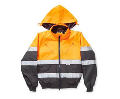 ALDI Hi Vis Jacket by Workzone