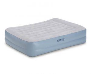 ALDI inflatable air mattress by Intex and brand by Adventuridge