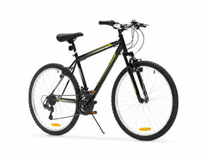 crane 21 speed 26 mens womens mountain bike. Black Bedroom Furniture Sets. Home Design Ideas
