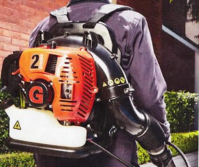 ALDI 51.7cc petrol blower by Gardenline