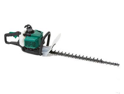 ALDI petrol hedge trimmer by Gardenline
