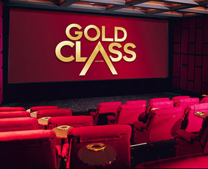 Event Cinemas Gold Class Special Price by Mastercard