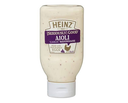 Heinz Seriously Good Mayo 295ml