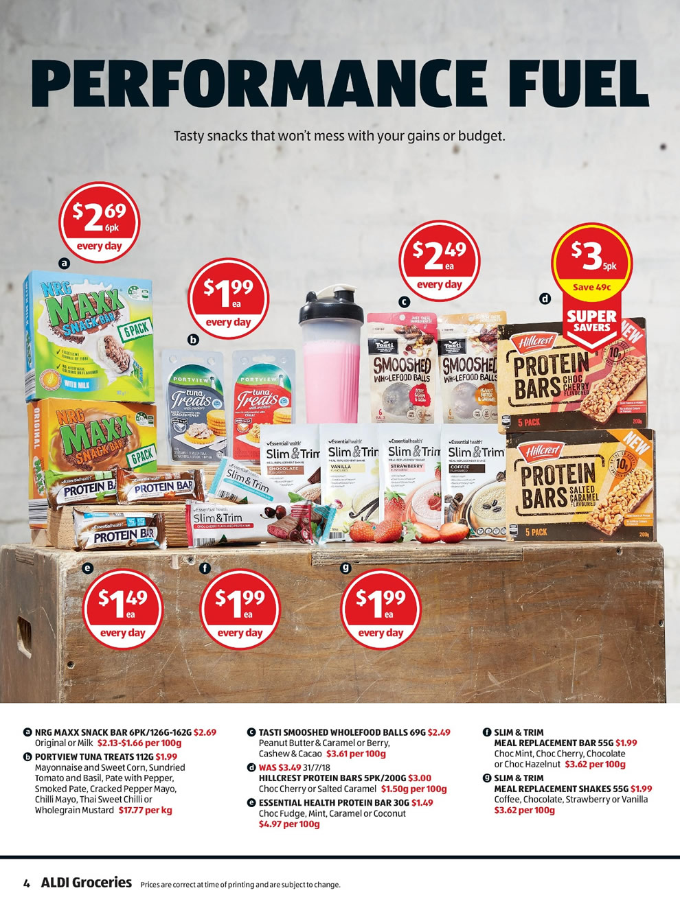 ALDI Special Buys Catalogue: 08 Aug - 14 Aug 2018 | Page 18