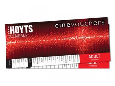 Hoyts Movie Vouchers