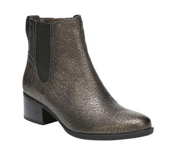 Naturalizer Dallas Bronze Metallic Boots
