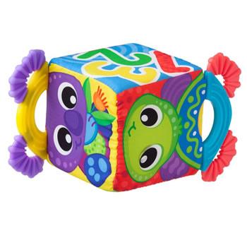 Playgro Activity Teething Cube