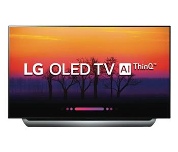 LG OLED55C8PTA TV