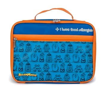 Allermates Allergy Alert Lunch Bag