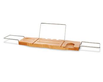ALDI Bamboo Bath Caddy