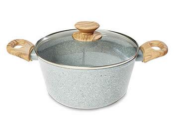 Crofton 22cm Ceramic Casserole Pot at ALDI Australia