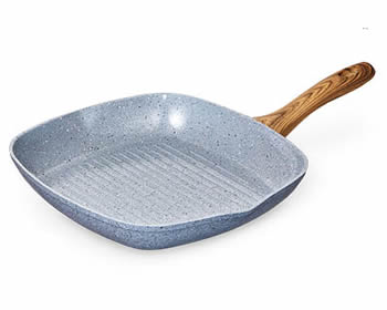 Crofton 28cm Ceramic Non-Stick Griddle Pan at ALDI Australia