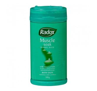 Radox Muscle Soak Herbal Bath Salts 500g