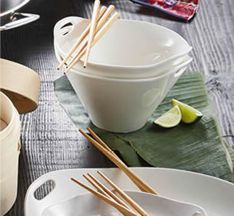 Crofton Premium Asian Tableware at Aldi