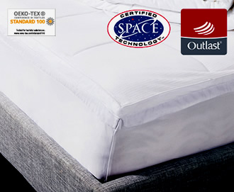 Outlast Mattress Protector Queen at ALDI