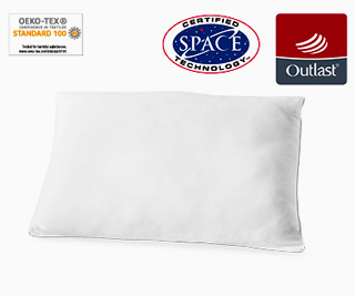 Outlast Temperature Regulating Pillow
