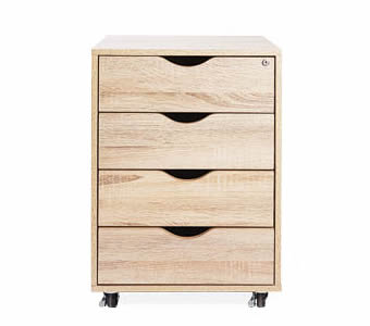 SOHL under desk cabinet at ALDI