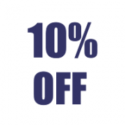 10% OFF Store Wide