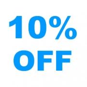 10% OFF – Order $75 or more @ Harvey Norman Ebay Shop