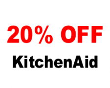 20% OFF KitchenAid Products – Coupon Promo Code @ The Good Guys!