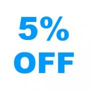 5% OFF – Order $30 or more @ Harvey Norman Ebay Shop