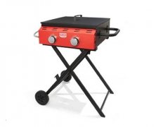 Coolabah 2 Burner Gas BBQ With Trolley $89.99