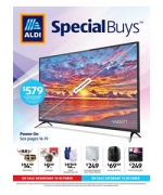 ALDI Special Buys Catalogue: 10 Oct – 16 Oct 2018