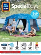 ALDI Special Buys Catalogue: 24 Oct – 30 Oct 2018