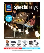 ALDI Special Buys Catalogue: 3 Oct – 9 Oct 2018